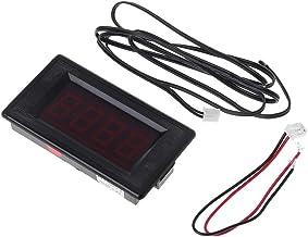 Ycncixwd - Termómetro de 12 V CC (60~125 grados, con función de alarma de temperatura alta y de modo preciso, sensor B3950-10K)
