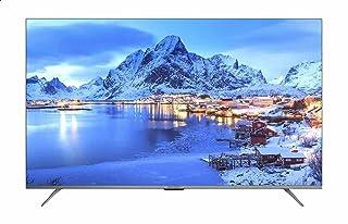 تليفزيون سمارت اندرويد ال اي دي 4K الترا اتش دي 50 بوصة بريسيفر مدمج مع ريموت كنترول من شارب - 4T-C50DL6EX