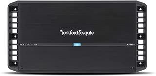 Rockford Fosgate Punch P1000X2 1000 Watt 2 Channel Amplifier