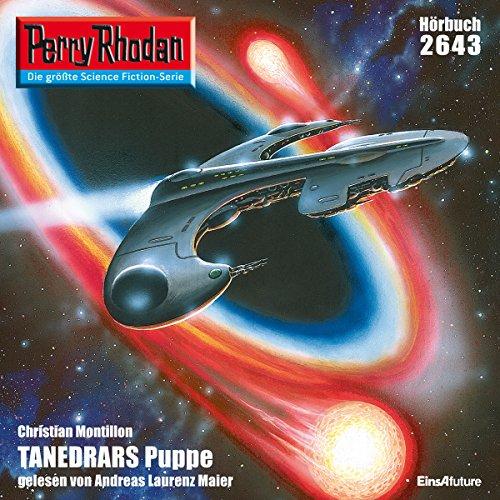Tanedrars Puppe (Perry Rhodan 2643) Titelbild