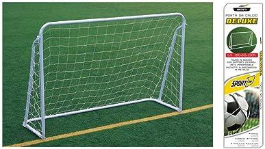 Porticine Calcio Porta da Calcio per Giardino Piccole Portatile 125x85cm meiwar Porte da Calcio Pieghevoli