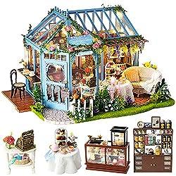 Image of CUTEBEE Dollhouse Miniature...: Bestviewsreviews