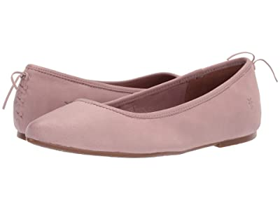 Frye Regina Ballet (Lilac Tumbled Nubuck) Women