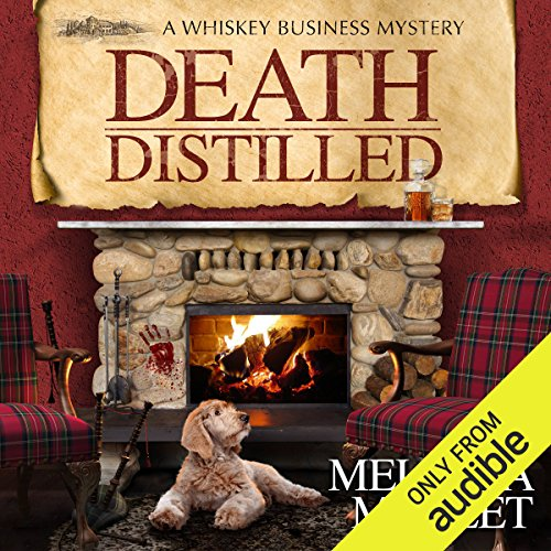 Death Distilled     A Whisky Business Mystery              Written by:                                                                                                                                 Melinda Mullet                               Narrated by:                                                                                                                                 Gemma Dawson                      Length: 8 hrs and 19 mins     3 ratings     Overall 4.0