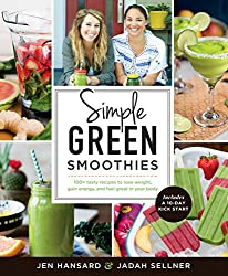 gifts for smoothie lovers SGS book