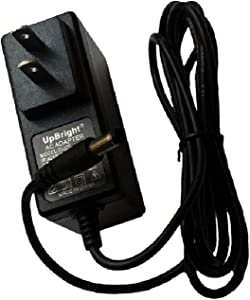 UpBright AC/DC Adapter Replacement For RockJam 61-Key 561 RJ561 RJ-561 661 RJ661 RJ-661 RJ761-SK,54-Key 654 RJ654 RJ-654 RJ6544 Rock Jam Electronic Digital Piano Keyboard 9V - 12V Power Supply Charger
