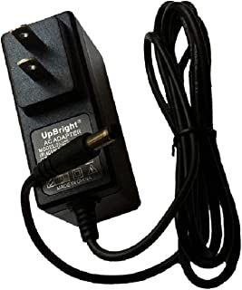 UpBright 15V 1A Global AC/DC Adapter Replacement for Crosley iJuke CR1701A Jukebox Premier Wurlitzer Docking Station 15VDC 1Amp 1000mA Power Supply Cord Cable PS Wall Home Battery Charger Mains PSU