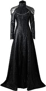 CosplayDiy Women's Dress for Game of Thrones Season VII Cersei Lannister Cosplay