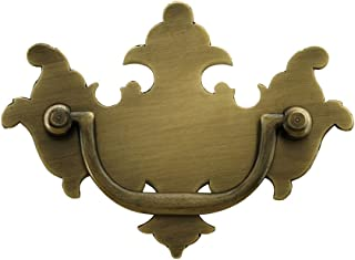 Colonial Chippendale Brass Bail Pull – 2 1/2