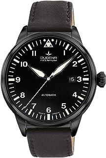Dugena - Reloj Analógico para Hombre de Automático con Correa en Cuero 7000307