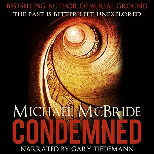 Condemned: A Thriller audiobook cover art