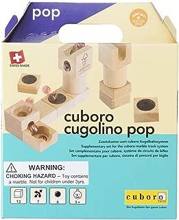 キュボロ クゴリーノ ポップ 積み木 おもちゃ クボロ cugolino pop Stand CUBORO [並行輸入品]