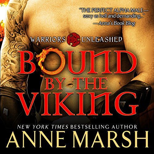 Bound by the Viking audiobook cover art