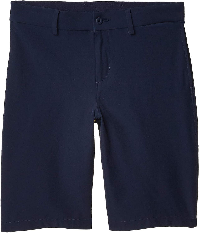 Nike Boys Dri-Fit Flex Hybrid Junior Shorts, (Size X-Large, Obsidian)