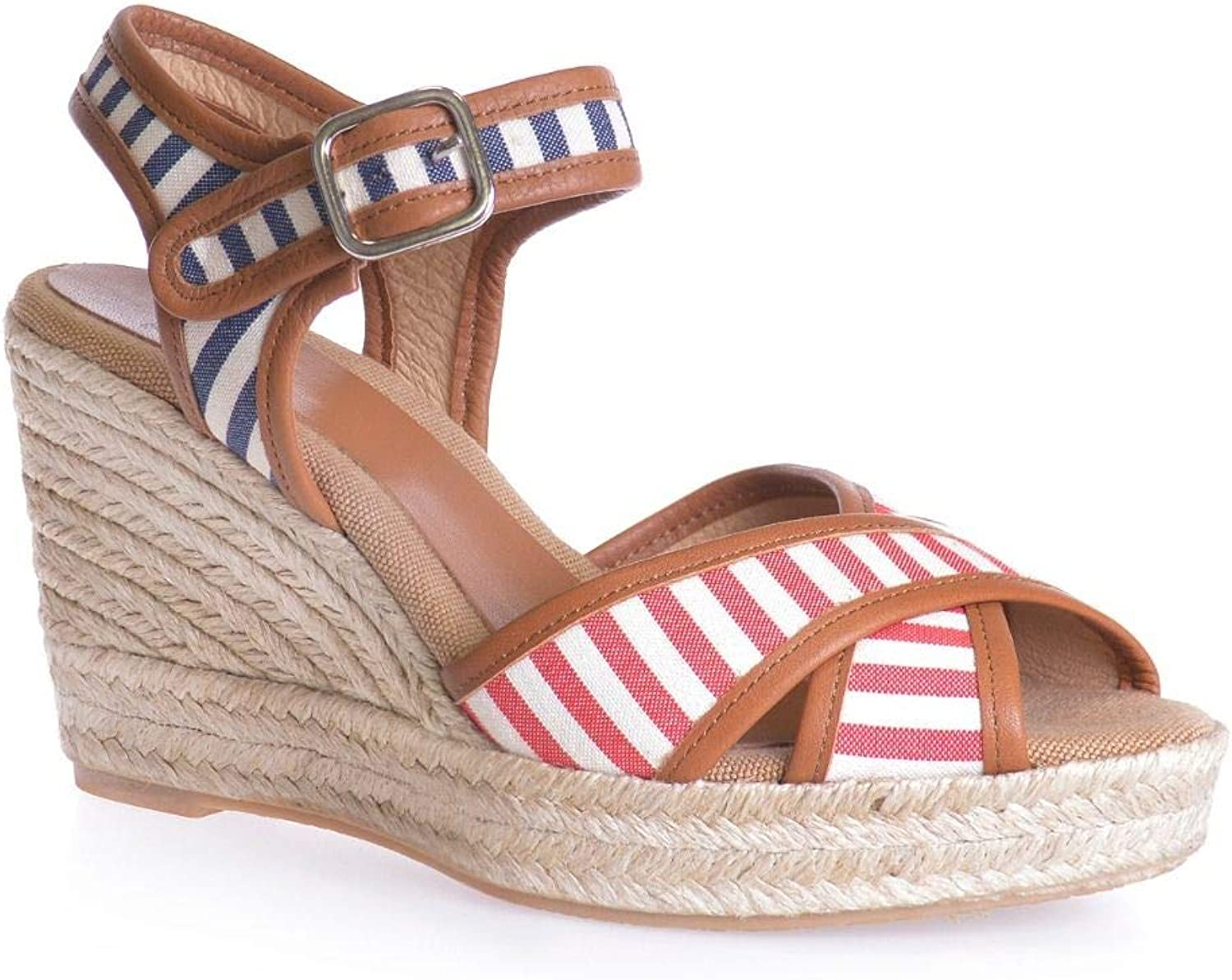 Toni Pons Arles-RT - Espadrille for Woman Made in Fabric.