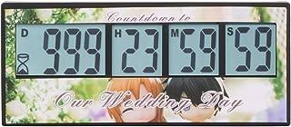 Digital Countdown Wedding Timer - AIMILAR 999 Days Digital Count Down Timer for Wedding (3-Year Warranty)