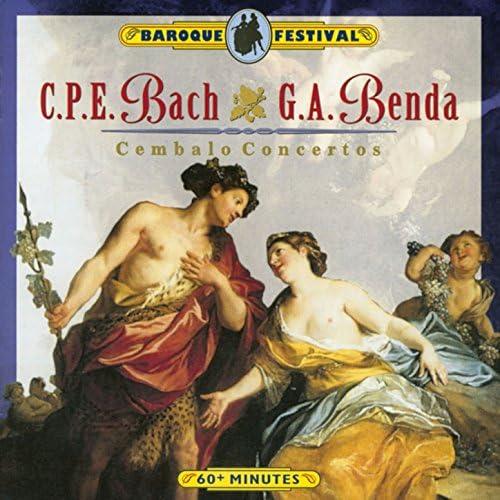 Slovak Chamber Orchestra, Bohdan Warchal & Alexander Cattarino