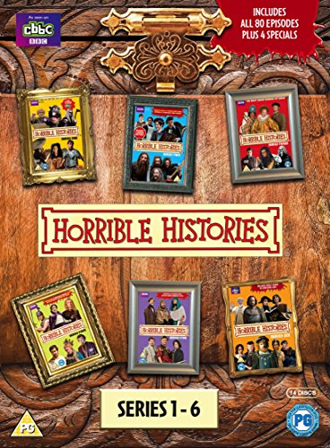 Horrible Histories - Series 1-6 [14 DVDs] [UK Import]