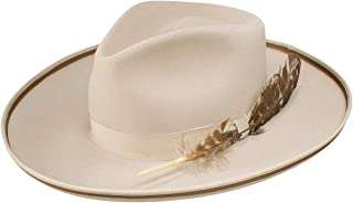 Women's Renegade Royal Deluxe Felt Hat Silver Belly 7