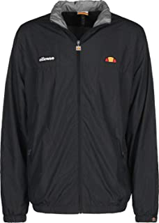 Ellesse Men's Hornet Track Jacket, Black