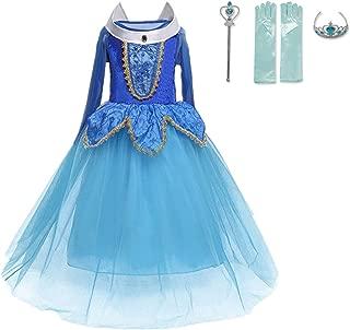 Best blue aurora costume Reviews