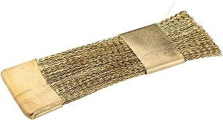 B Baosity プロ ネイルアート ドリルビット クリーニングツール 銅ワイヤー ブラシ ネイル道具