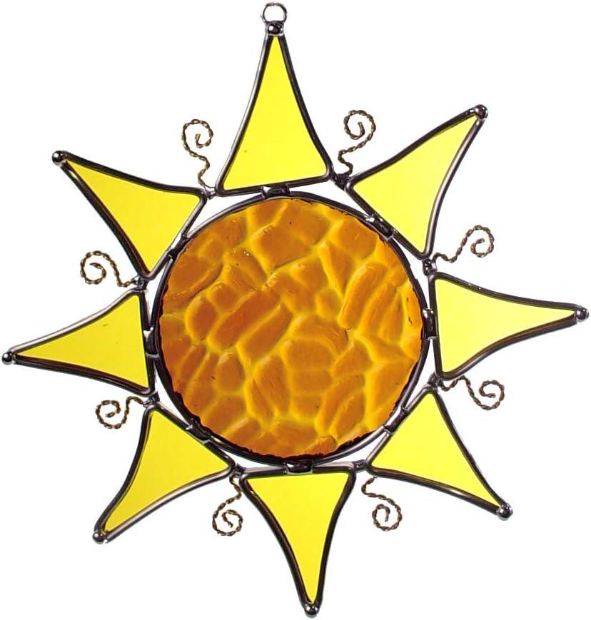 American Outlet ☆ Free Shipping San Francisco Mall Made Contemporary Sun Glass Sun-Catcher Art