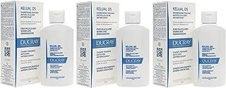 3X DUCRAY KELUAL DS - Shampoo per Forfora Severa da 100ml - ANTIRICOMPARSA
