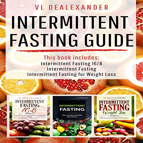 Intermittent Fasting Guide audiobook cover art