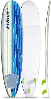 Wavestorm 8' Surfboard, Brushed Graphic