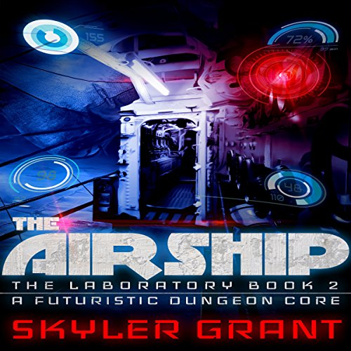The Airship: A Futuristic Dungeon Core audiobook cover art