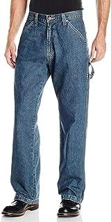 Signature by Levi Strauss & Co. Men's Big & Tall Premium Comfort Carpenter Jeans (Medium Wash) (W54 x L32)
