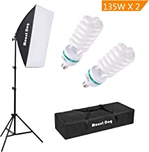 softbox flash lighting kit