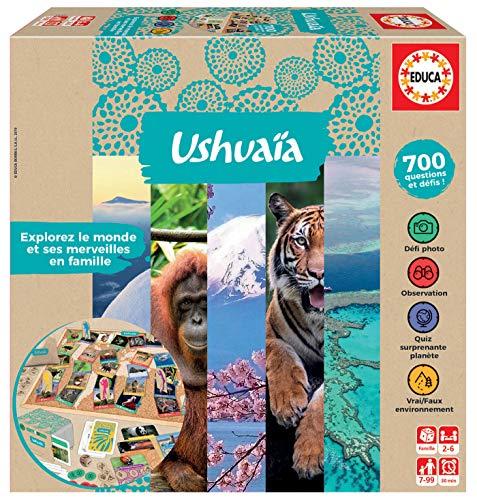 Jeu Ushuaïa, Educa