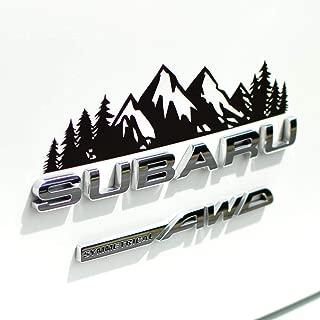 Best subaru car stickers Reviews