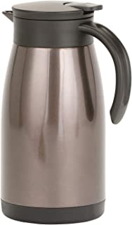 Royalford Stainless Steel Vacuum Flask (Coffee Pot), 1.5 Litres, RF9701