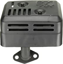 Exhaust Muffler For Honda GX110 GX120 GX140 GX160 GX200 5.5 HP 6.5 HP
