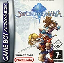 Best sword of mana game boy advance game Reviews