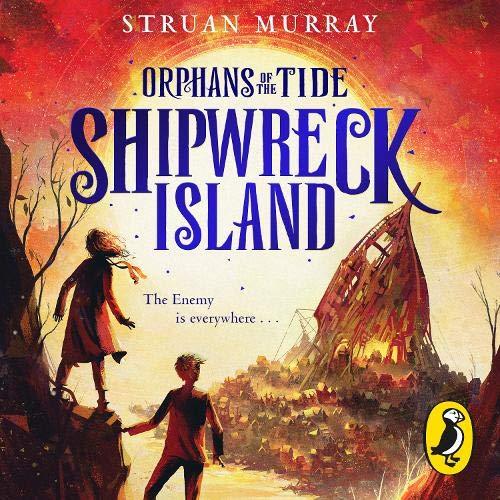 Shipwreck Island cover art