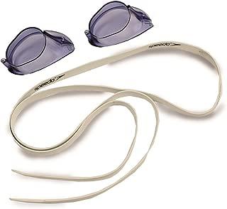 Speedo Gafas de natación suecas, Color Azul