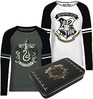 Harrypotter 0 Cosplay Ravenclaw Costume Col V Pull Laine Noir Gilet sans insigne