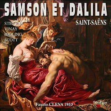 Saint-Saëns : Samson et Dalida