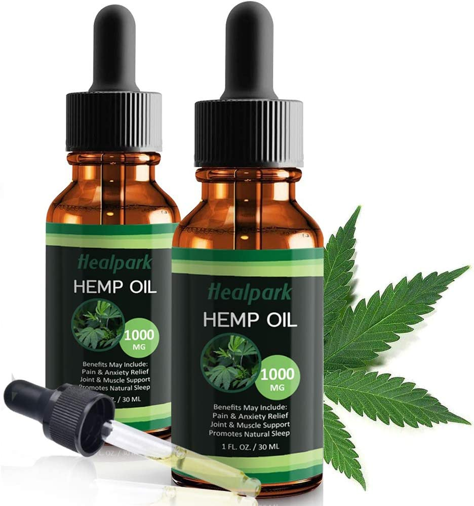 Hemp Oil for Relief Anxiety Stress