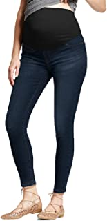 Super Comfy Stretch Women's Skinny Maternity Jeans,...