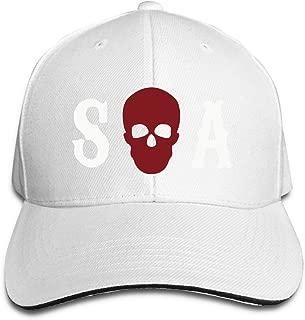 Corrine-S Sons of Anarchy Season Outdoor Sun Cotton Cap Hat Adjustable Black