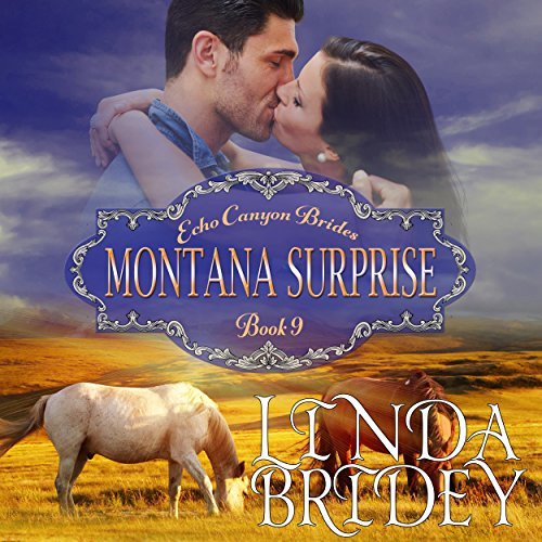 Mail Order Bride - Montana Surprise audiobook cover art