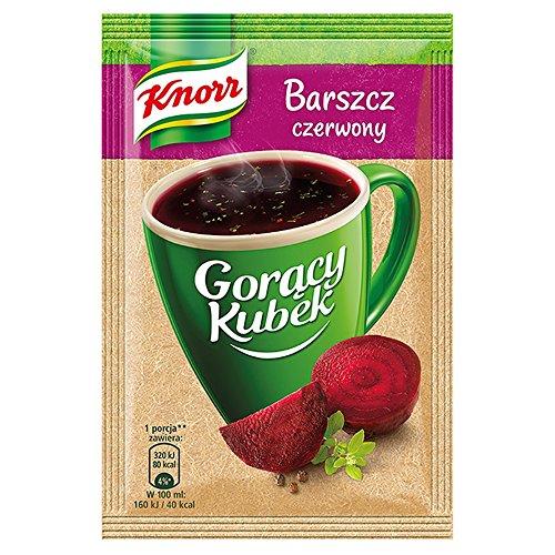 Knorr Heiße Tasse roter Borschtsch 14 g