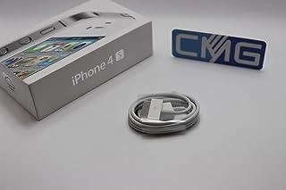 Cable cargador USB para iPhone 4S 4 G 3GS y iPod 1 m