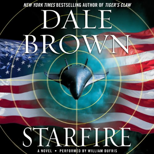 Starfire Audiobook By Dale Brown cover art