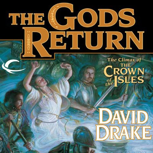 The Gods Return audiobook cover art